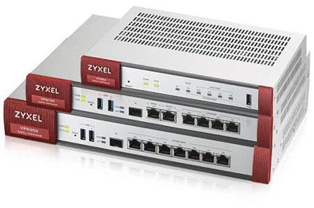 Zyxel ZyWALL VPN series